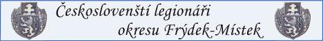 Českoslovenští legionáři okresu Frýdek-Místek